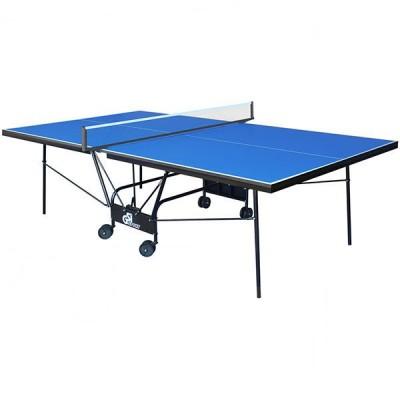 Теннисный стол GSI-Sport Compact Premium (синий), код: Gk-06