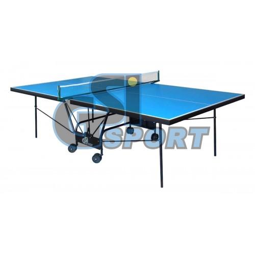 Стол теннисный GSI-sport Compact Outdoor Alu Line, код: GT-4