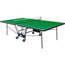 Теннисный стол любительский GSI-Sport (зеленый), код: GP-05