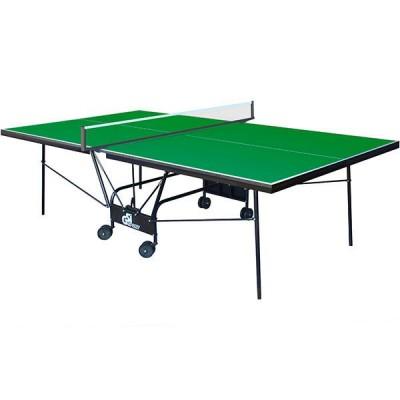 Теннисный стол GSI-Sport Compact Strong (зеленый), код: GP-05