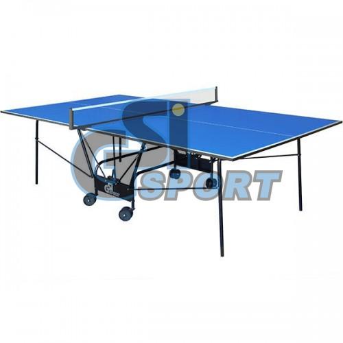 Теннисный стол GSI-Sport Compact Light (синий), код: GK-04