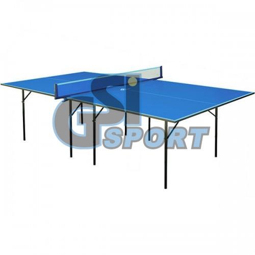Теннисный стол GSI-Sport Hobby Light (синий), код: GK-01