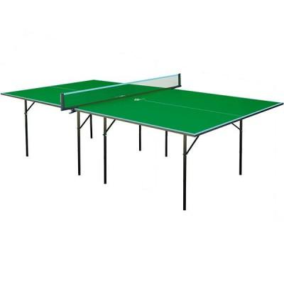 Теннисный стол GSI-Sport Hobby Light (зеленый), код: GP-01