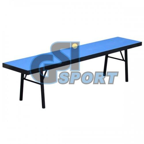 Лавка для спортзалов GSI-Sport: 130 см., код: SK-130